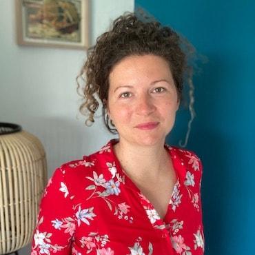 Jennifer Rufi, gérante de la société Comptoir LUMO